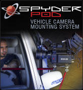 Spyder Pod Camera Vehicle Mounting Kit