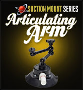 Suction Mount Series - Articulating Arm