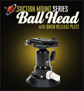 Suction Mount Series - Ball Head