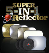 Super 5-in-1 Reflector