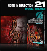 Editors Themekit 21: Note In Direction
