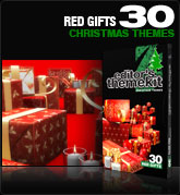 Editors Themekit 30: Red Gifts