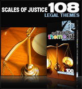Editors Themekit 108: Scales of Justice
