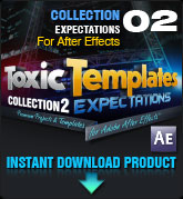 Toxic Templates Collection 2 (for After Effects)