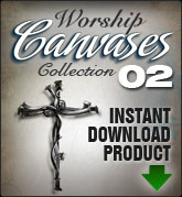 Worship Canvases Collection 2